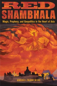Red Shambhala Cover Art